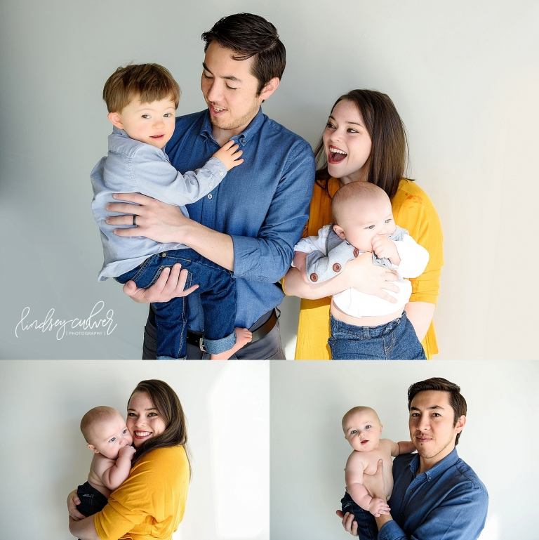 Ezra Six Months Newborn Photography Alabama Birmingham
