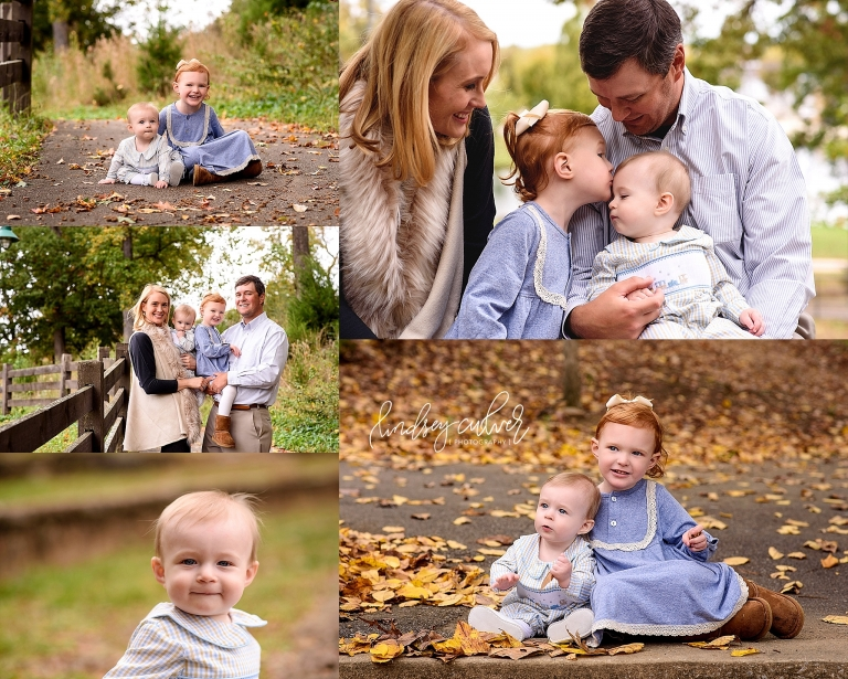 Fall Sessions at Avondale Photographer Birmingham Alabama